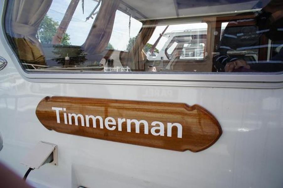 Palan DL 1100 - Timmerman