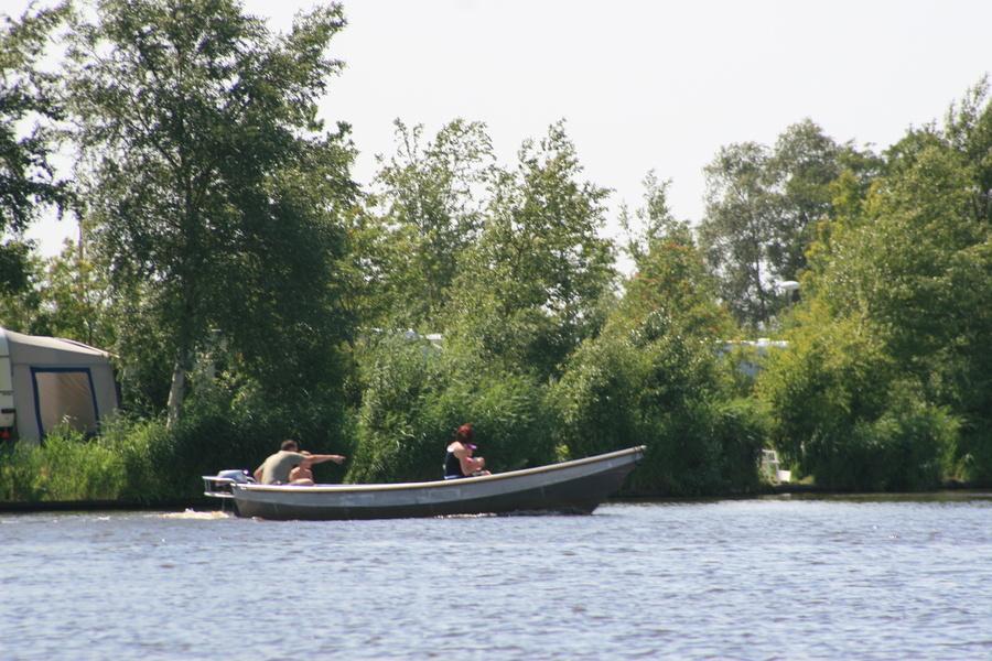 Motorboot 8p.