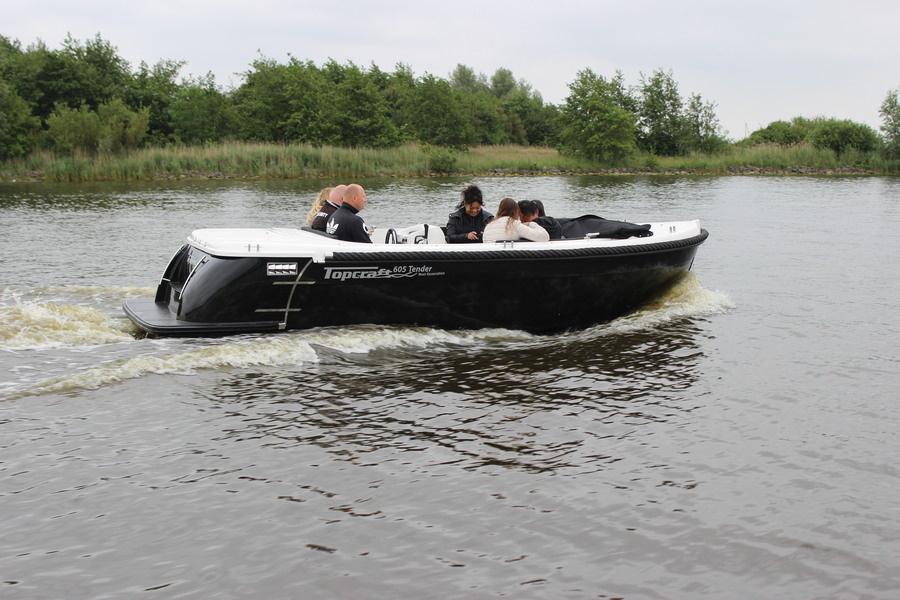 Topcraft 605