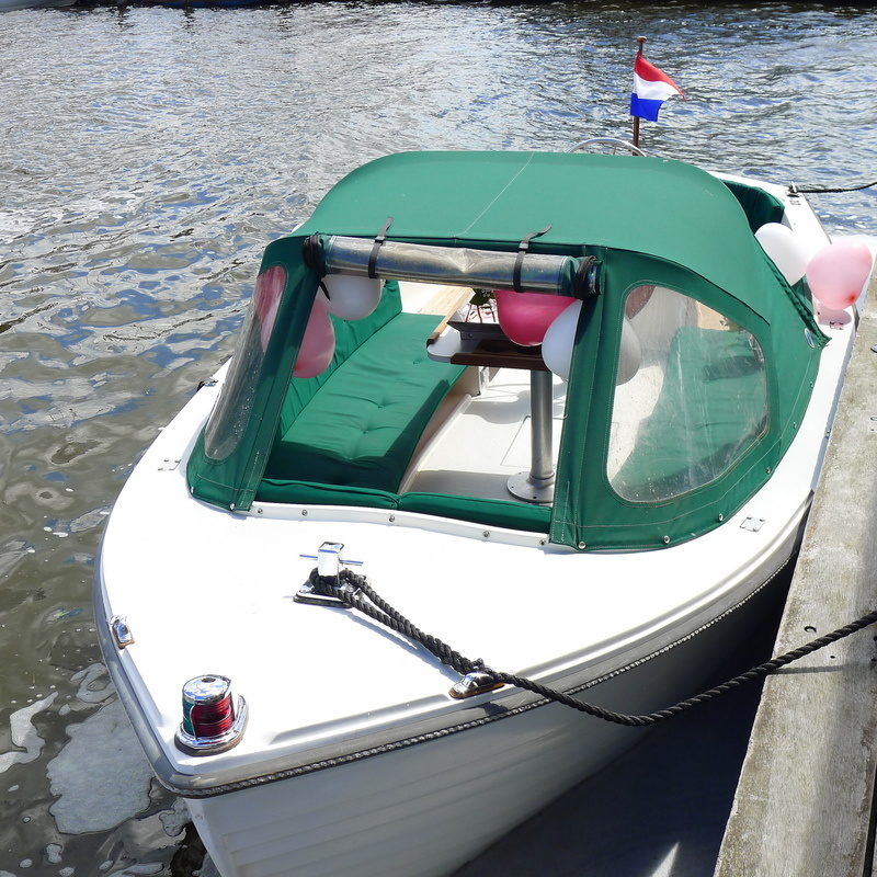 Interboat Sloep 16ft