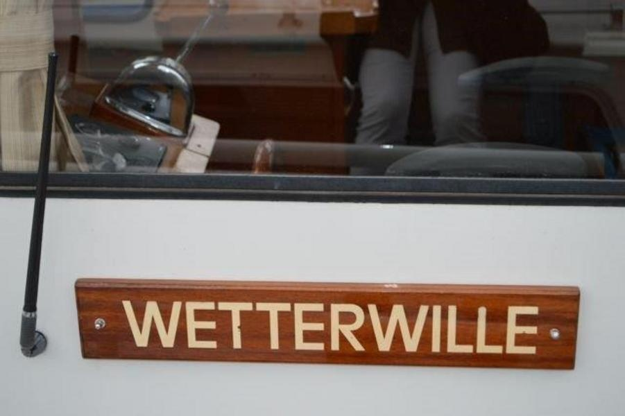 Palan C 950 - Wetterwille