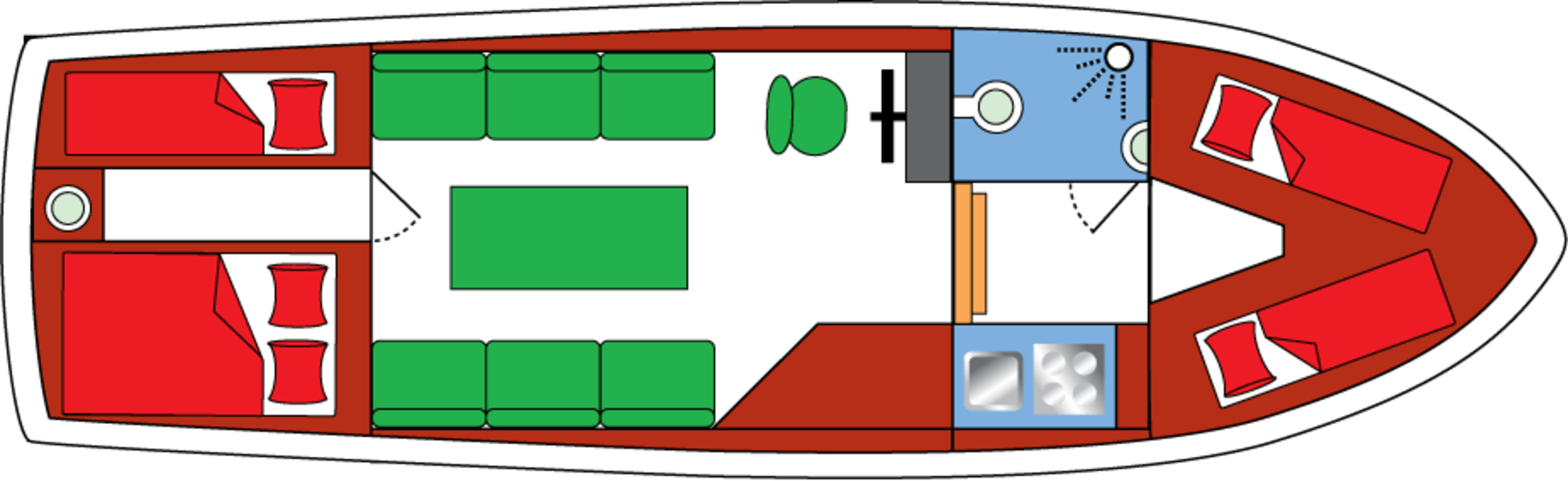 Palan DL 1100 - Toemaar