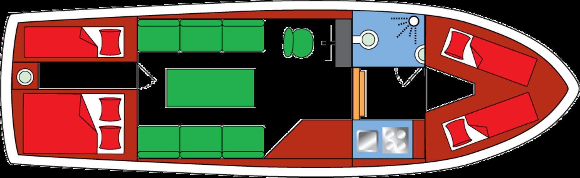 Palan DL 1100 - Albatros