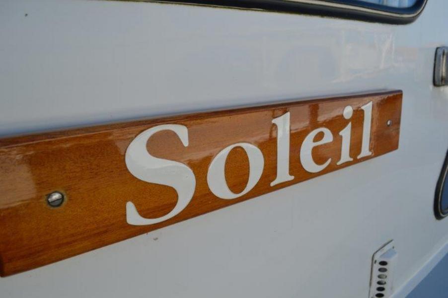 Palan DL 1100 - Soleil