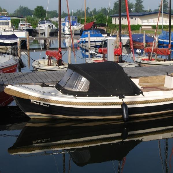 Betere Luxe Sloep 8 personen - Sloep - Harderwijk - botentehuur.nl YA-59
