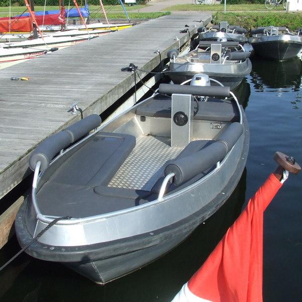 Super Luxe Sloep 8 personen - Sloep - Harderwijk - botentehuur.nl YX-53