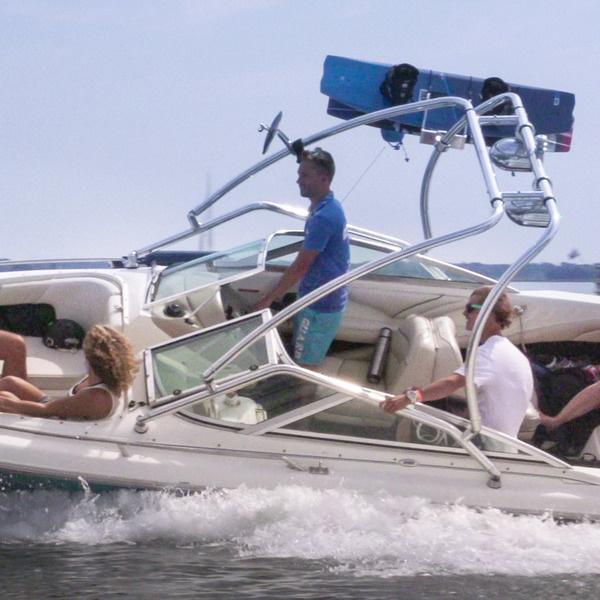 Tomboard - Speedboot/RIB - Biddinghuizen