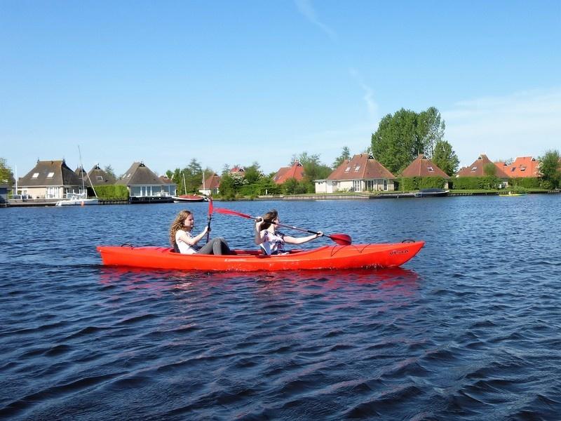 2-persoons kayak