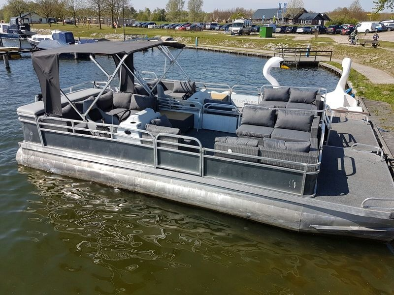 Leuke Loungeboot-/Partyboot