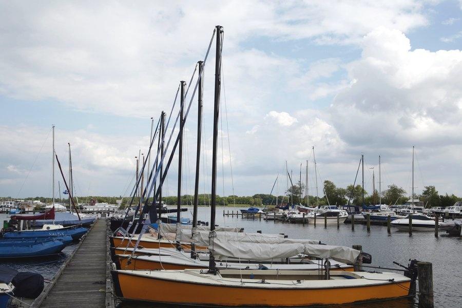 Valk Zeilboot