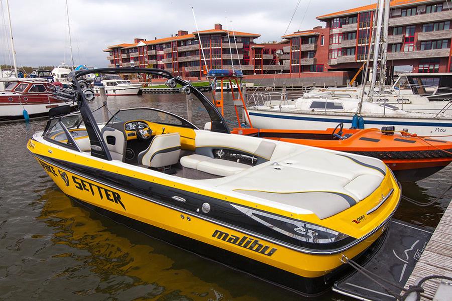 Malibu 247 Wakesetter LSV