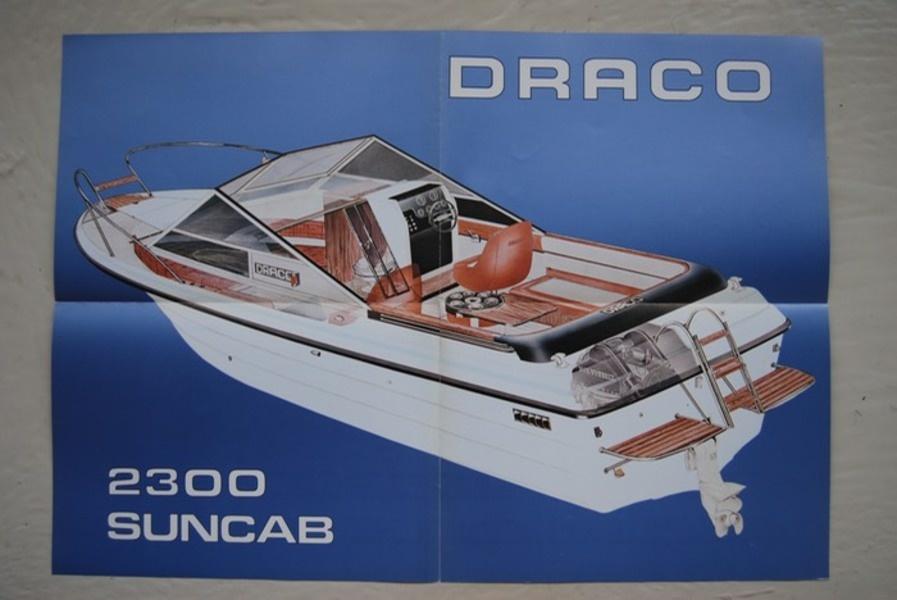 Draco 23 (Speedboot)
