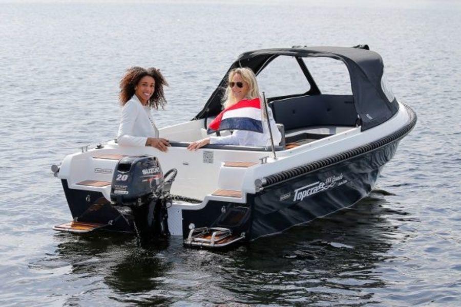 Topcraft 484 sloep