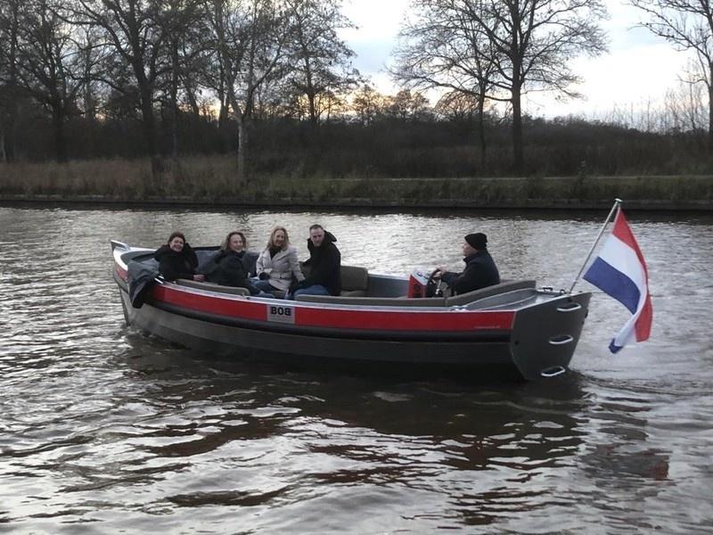 Fluisterboot de Princess
